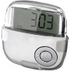 Pedometer with Removable Belt Clip