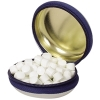 Peppermints In Silver Zippered Tins