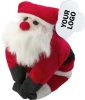 Plush Santa Claus with Magnets