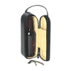 Polo Leather Wine Carrier