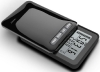 Promotional 3D Pedometer with 7 Days Memory and Clock
