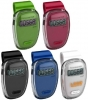 Promotional Pedometer with Belt Clip�