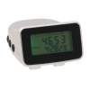 Pulse Pedometers with Time Clock