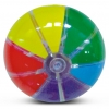 Rainbow Colour Inflatable Beach Ball