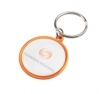 Rainbow Keyring with Clear Dome Covering�