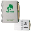 Recycled Cover Spiral Notebook & Pen
