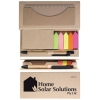 Recycled Note Holder Set With Pen