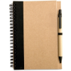 Recycled Notebook with Recycled Paper