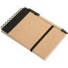 Recycled Pocket Sized Notebook with Pen