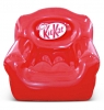 Red Inflatable Sofa Chair