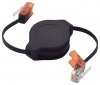 Retractable Cable for RJ45 and Phone Cable