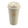 Reusable Double Walled Bamboo Cup