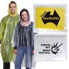 Reusable Polythene Poncho In PVC Pouch