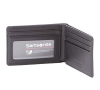 RFID Leather Compact Wallet