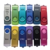 Rotate USB with Coloured Clips - Indent Only