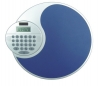 Round Mouse Pad with Calculator