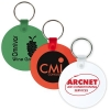 Round Soft PVC Keytags