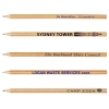 Sharpened Round Full Length Hb Pencil