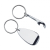 Shiny Bottle Opener Keyring