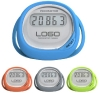 Shoe Pedometer with Step Count