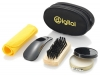 Shoe Polish Kit with Case