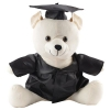Signature Calico Bear with Graduation Gown