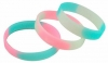 Silicon Wristband in 2 Colour�
