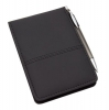 Soft PVC Cover  Notebook with Calculator and Pen