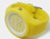 Soft Silicone Strap Watch with Water Resistant�