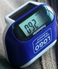 Solar Pedometer with Calorie Counter