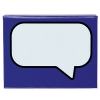Speech Bubble Shape Notepad