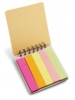 Spiral Bound Self Adhesive Memo Papers