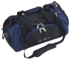 Sports Bag with Expandable Gusset