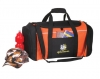 Sports Bag with Zippered Pocket�