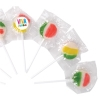 Traffic Light Lollipops