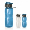 Tritan Sports Bottle W/ Flip Top - 600ML