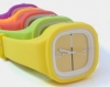 Water Resistant Soft Silicone Strap Watch
