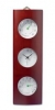 Weather Station, Quartz Clock, Hydrometer And Thermometer