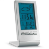 Weatherstation with blue LCD