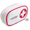 White and Red First Aid kit