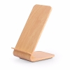 Wooden Wireless Charger with Stand
