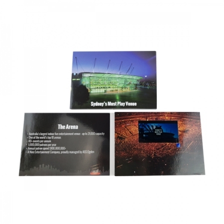 Allphones Arena Video Brochure
